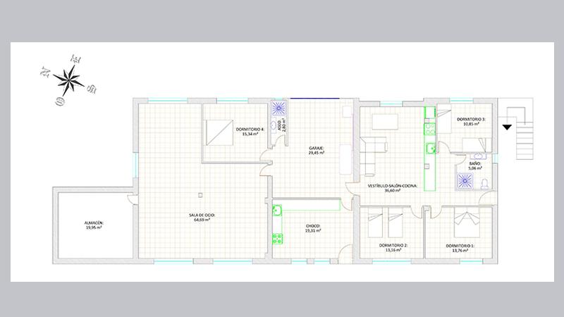 003 APAE Medicion de Interiores, Planos, Escala, Acotados, Superficie, Coning Oficina  Ingenieria, Proyectos, Topografica e Inspeccion Tuberias  (20)