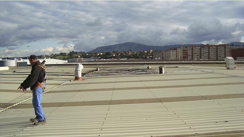 004 APEV Informe, Cubierta, Nave Indistial, Coning Oficina Tecnica Ingenieria, Proyectos, Topografica e Inspeccion Tuberias. Saron