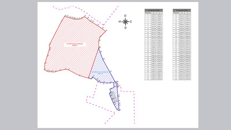 004 ATGP Acondicionamiento Caminos rurales,Coning Oficina Tecnica Ingenieria, Proyectos, Topografica e Inspeccion Tuberia