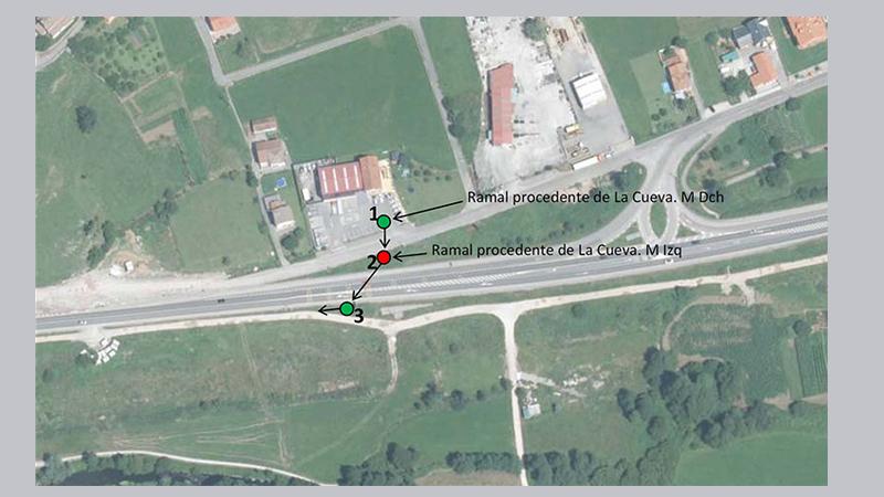 014 AITLC Inspeccion, Localizacion atasco tuberia sanemaiento,Autovia La Encina Torrelavega, Coning Oficina  Ingenieria, Proyectos, Topografica e Inspeccion Tuberia (3)