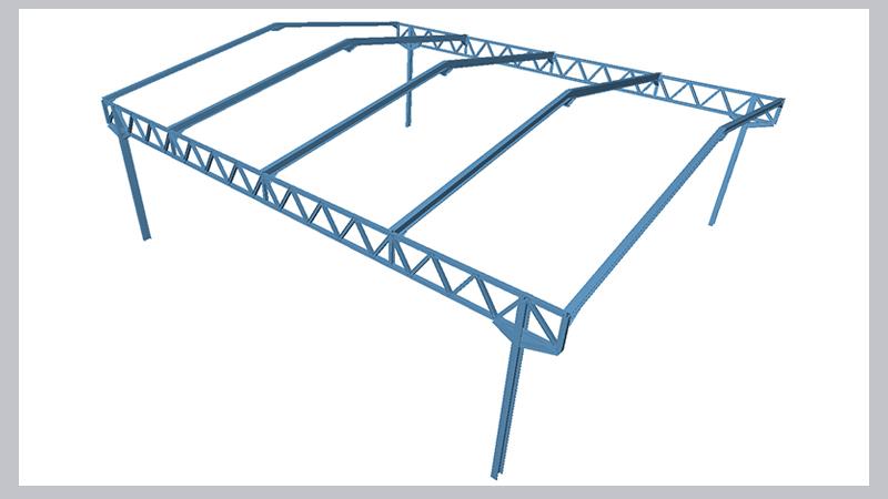 024 APII Puente Grua Nave Vargas Montaje Porticos Acero en Vigas, Calculo Estructura. Informe,  Coning Oficina Ingenieria, Proyectos, Topografica e Inspeccion Tuberias