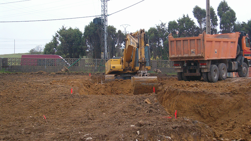 034 ATEOC Cota Excavacion , Losa de Hormigon, Estaca, Pintura, Coning Oficina Tecnica Ingenieria, Proyectos, Topografica e Inspeccion Tuberias. Saron (16)