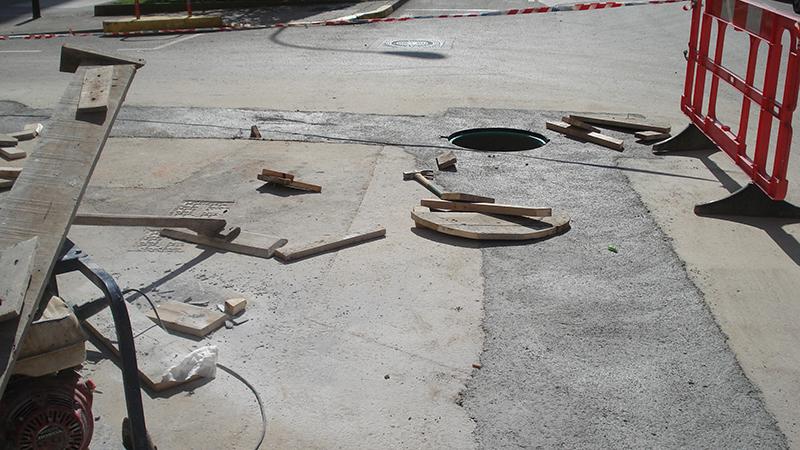 059 AIPO Vidrado Hormigon Cimentacion Nave, Armadura, Encofrado, Hormigonera, Oficiales, Peon, Coning Oficina Tecnica Ingenieria, Proyectos, Topografica e Inspeccion Tuberias